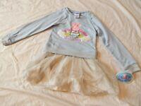Peppa Pig Girls Fun Long Sleeved T-Shirt PG171