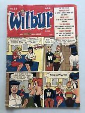 Wilbur Comics (1944) #59 Detatched at 1 Staple