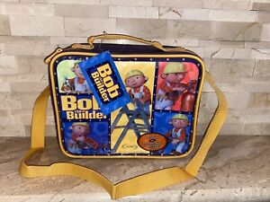 BOB THE BUILDER THERMOS LUNCH BOX KIT