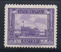 Somalia 1932 Sass. 175 Nuovo ** 60% Serie Pittorica, 50 cent.