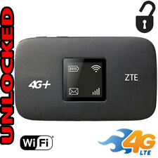 Router Modem ZTE 4G LTE GSM Unlocked Cat6 Worldwide (USA Latin Asia Euro) MF971v