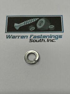1/4 Inch Split Lock Washers 18-8 Stainless Steel