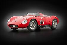Maserati 300s carreras carro 1956 cmc m-105 1/18 nuevo & OVP