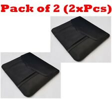 "2x Verizon Leather Sleeve Case Pouch Cover For 10"" Inc & Smaller Tablet iPad Bag"