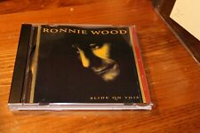 RON WOOD - Slide On This - CD - **Excellent Condition** IMPORT