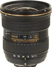 Tokina Obiettivo AT-X 11-16mm F 2,8 Pro DX II per Canon - Garanzia Rinowa Itali