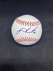 BOSTON RED SOX JD MARTINEZ SIGNED BASEBALL MLB JSA COA AUTO WORLD SERIES AUTO