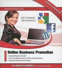 Made for Success: Online Business Promotion by Made for Success (Audio)