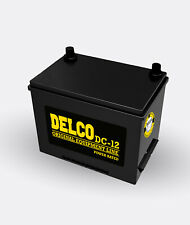 Delco Energizer Battery DC-12 Sticker kit