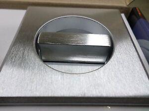Kit GRANDE Maniglie per porta scorrevole finitura CROMO SATINATO
