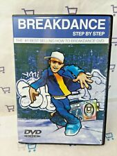 BREAKDANCE Step By Step - Complete Beginners Guide (DVD, 2004)