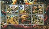Dinosaurier Togo postfrisch ungezähnt  2590