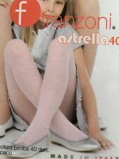 Kinderstrumpfhose 40 den Mircofaser, Farbe,rosa Größen: 92-98 + 104-110+ 128-134