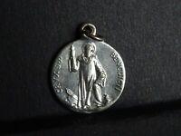 ancienne medaille Argent Saint Benedicti M 123