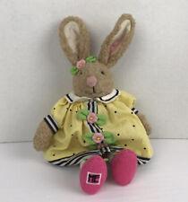 "Vintage Cuties by Mary Engelbreit "" Bunny ""The Rabbit Plush Rare 1999"