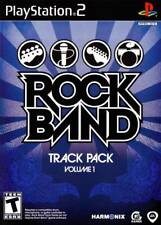 Rock Band Track Pack Vol 1 PS2 New Playstation 2