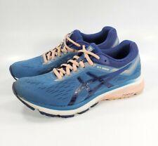 Asics GT-1000 7 Running Training Shoes Womens Size 7 1012A030 Flyte Foam Blue