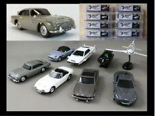 Suntory BOSS special present 007 James Bond CAR Collection All 8 types / spector
