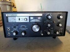TEMPO ONE SSB HAM RADIO TRANSCEIVER NO POWER CORD