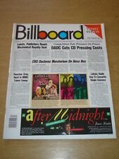BILLBOARD MAGAZINE 1987 MAR 28 ATLANTIC STARR GREAT MUSIC PHOTOS & ARTICLES