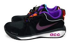 Nike ACG Dog Mountain Hyper Grape Mens Outdoor Shoes Black Size 13