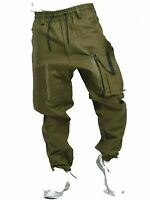 Men's Nike ACG Cargo Pants Loose Fit Multi Sizes (AQ3524 395) Olive Black Volt