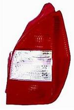 Feu arrière droit pour CITROËN C2 phase 1, 2005-2008, rouge/blanc, Neuf
