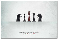 Game Of Thrones Season 5 TV Series Art Silk Poster 13x20 inches