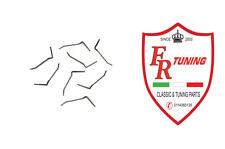 KIT 8 MOLLETTE CORNICE FARO/FANALE FIAT 500