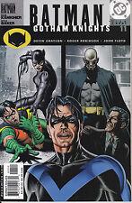 BATMAN GOTHAM KNIGHTS N° 11  Albo in Americano