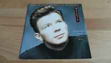 "RICK ASTLEY - SHE WANTS TO DANCE WITH ME (RARE COLLIE MIX VINYL 12"" SINGLE)  SAW"