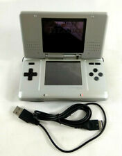 Console Nintendo Ds Tank Grise charniere cassee avec chargeur USB   Envoi suivi