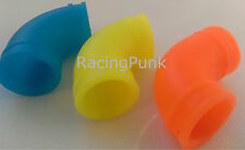 1/8 RC Nitro Car Buggy Engine Silicone Joint COUPLER Deflector Gasket Pipe x 3