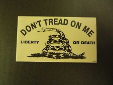 """DONT TREAD ON ME BLACK ON TAN PCX PATCH PAIR 3.5""""x2"""" WITH VELCRO® BRAND FASTENER"""