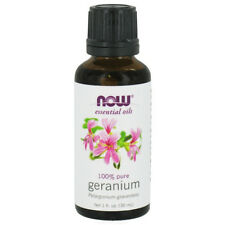 Geranium (100% Pure), 1 oz - NOW Foods Essential Oils