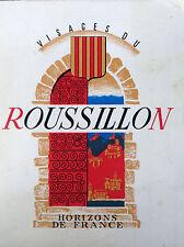 Visages du Roussillon, Horizons de France, 1952