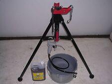 Bucket Oiler Light Oil Portable Tri Stand Ridgid 300 700 141 161 Pipe Threaders