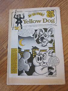 Yellow Dog 11 Robert Crumb Vaughn Bode Larry Welz S Clay Wilson Skip Williamsonn