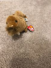 1999 Ty Beanie Baby Original Paul Walrus Retired Beanbag Plush Doll
