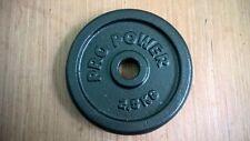 Pro Power Gym Weights 2.5 kg Dumbbell Barbell Weightbar Cast Iron