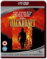 Backdraft [HD DVD], Kurt Russell, William Baldwin, Robert De Niro SUPERB EXTRAS