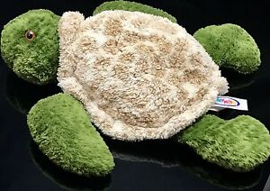 Mary Meyer Flip Flops Plush Sea Turrle Stuffed animal 2001 Extremely relaxed