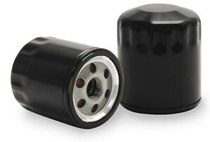 S & S Cycle Oil Filter Black 31-4101