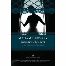Madame Bovary by Gustave Flaubert Paperback Penguin Classics 9780143106494