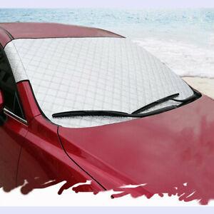 Car Window Screen Sun Shade Cover Front Windshield Sunshade Visor UV Protects
