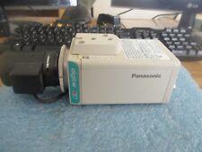 Panasonic: WV-CP234 Color Digita Camera w/ Tamaron 5.0-50mm. 1:1.4 TV Lense <