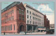 Washington Ave NEWPORT NEWS Virginia—Woolworth 5&10 Store Downtown 1917