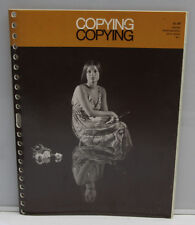 Kodak Copying Pro Commercial Industrial Photography M-1 1971 Booklet - B122