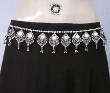 Womens Dress Costume Tie Belt  Waist Jewellery Boho Festival Fashion Gypsy Retro