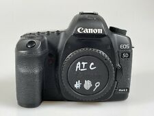 Canon EOS 5D Mark II DSLR Camera Body {21.1MP} (Black) Shutter Count 52k
